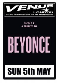Beyonce tribute