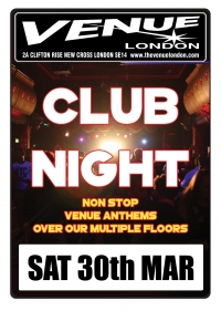 Club Night 30.03.19
