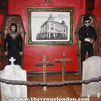 The Venue's Halloween Party Saturday 31st October 2015