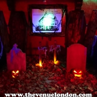 The Venue Halloween Special  Saturday 27th October 2018
