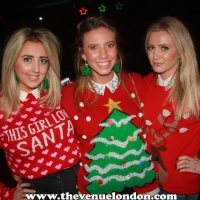 The Venue's Christmas Eve Party 2015