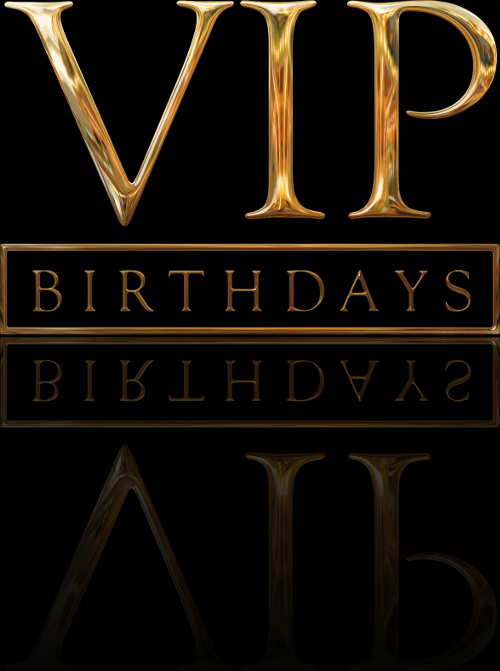 VIP Birthdays